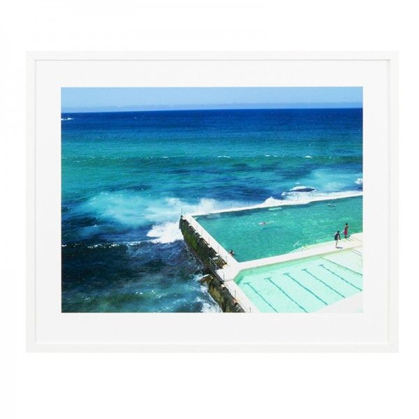 bondi baths print oz design furniture homewares - Furniture Bondi