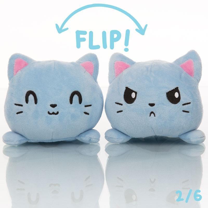 Russian Blue Reversible Cat Mini Plushies Teeturtle Minis Wishlist