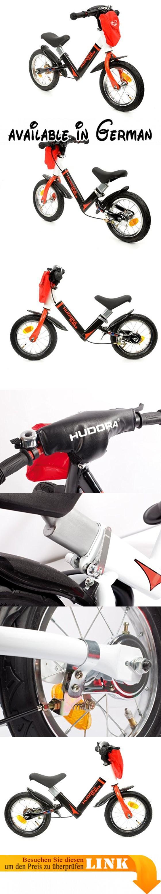 HUDORA 10800 - Laufrad One2Run. pulverbeschichteter Stahlrohrrahmen ...