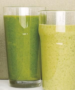 5 Healthy Green Smoothie Recipes