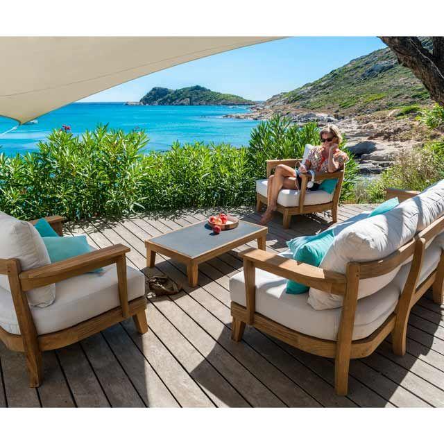 salon détente casto | JARDIN | Outdoor furniture sets ...