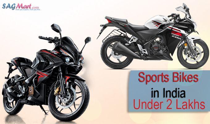 Sports Bikes In India Under 2 Lakhs Sport Bikes Bike Sports
