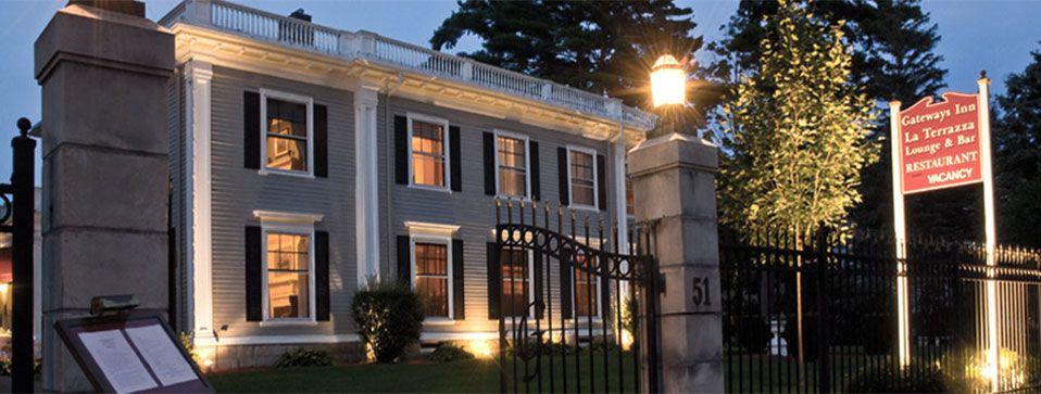 Berkshires Bed Breakfast In Lenox Ma Gateways Inn New England