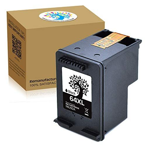 Hbo Remanufactured 64xl 64 Xl Ink Cartridge High Yield For Hp Envy