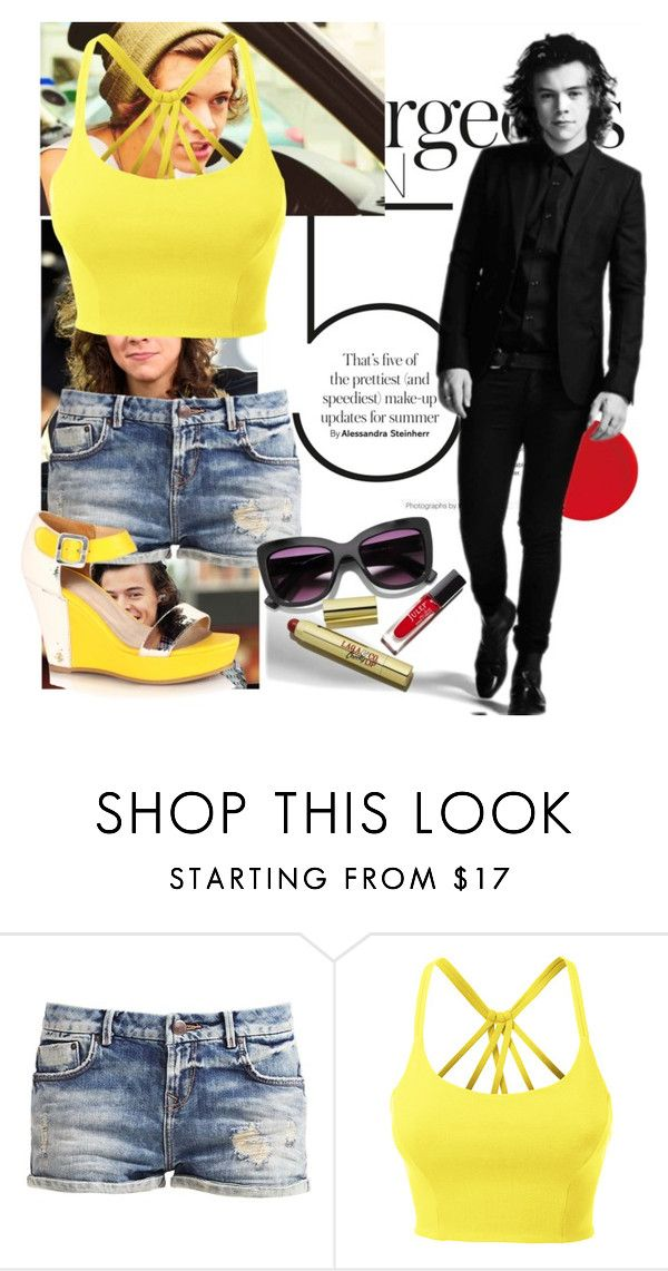 """""""Cute date"""" by zaynlover123 ❤ liked on Polyvore featuring P & Lot and LE3NO"""