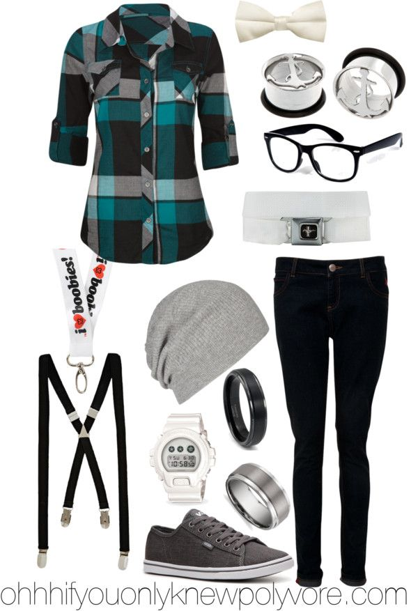 Untitled 24 my polyvore creations fashion - Cute tomboy outfits ...