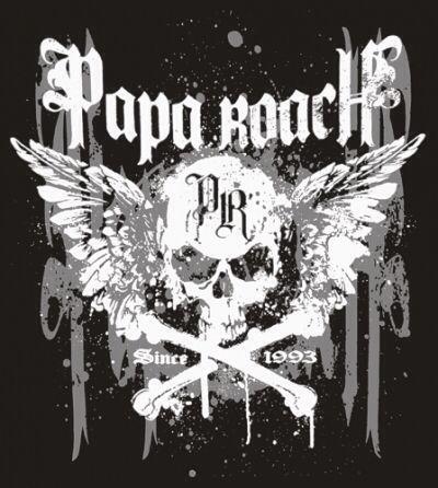 Papa Roach Logo Papa Roach Music Bands Cool Bands
