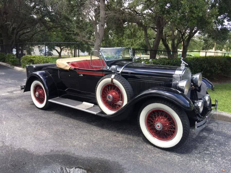 1929 Packard Eight Roadster / Hemmings Motor News | PACKARD ...