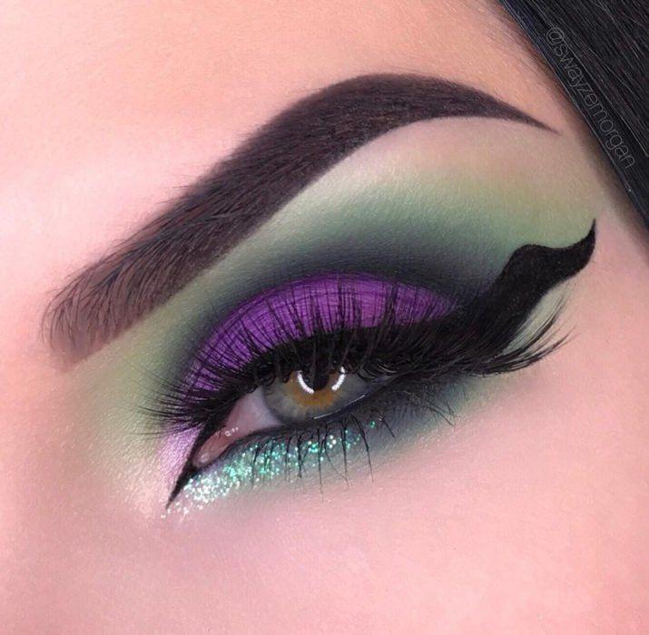 Photo of 20 Ideas para maquillar tus ojos en Halloween sin tener que disfrazarte de pies a cabeza