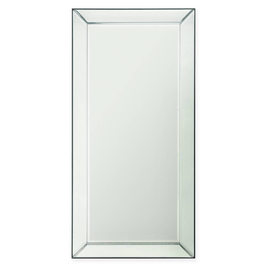 Product Image For Verona Home 24 Inch X 48 Inch Diana Mirror 1 Out Of 3 Traditional Wall Mirrors Mirror Wall Beveled Mirror [ 1033 x 1033 Pixel ]