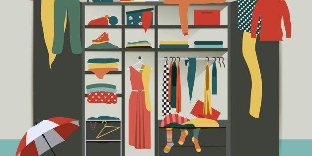 ¿Tu armario es un desastre