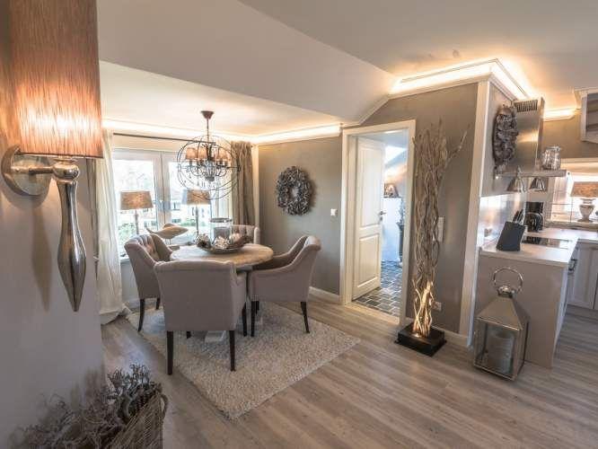 Wohnzimmer  Essplatz  Pinterest  Maisonette wohnung