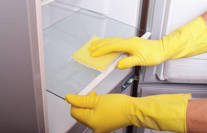 7 adımda buzdolabı temizliği