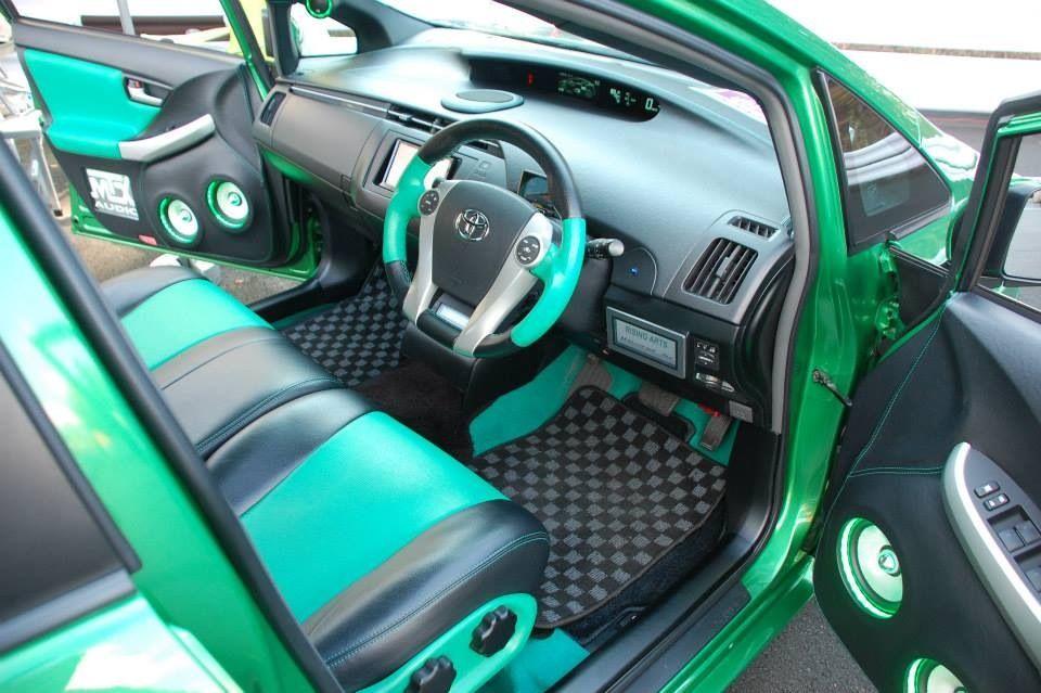 Toyota Prius Custom Interior Prius Custom Toyota Prius Custom