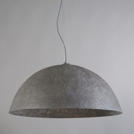 Pendant Lamp Magna 70 Grey And Silver Pendant Lamp Ceiling