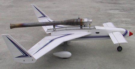pulsejet powered model airplane   DIY   Model airplanes
