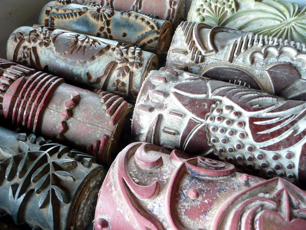 Rulli decorativi vintage   Pittura pareti, Decorazioni ...
