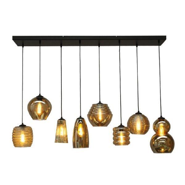 Quinto 8lichts In 2020 Hanglamp Binnen Verlichting Vloerlamp