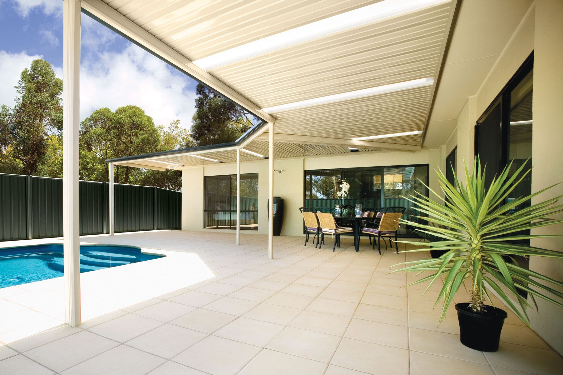 A Quality Flat Roof Patio Is An Easy And Inexpensive Way To Add Value To  Your Home. By Expanding Your Outdoor Living Space You Can Make Your Home Su2026