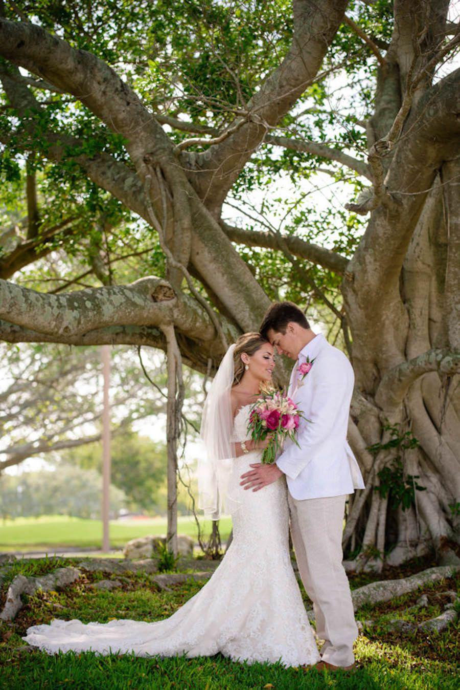 Blush pink and gold destination sarasota beach wedding mmtb