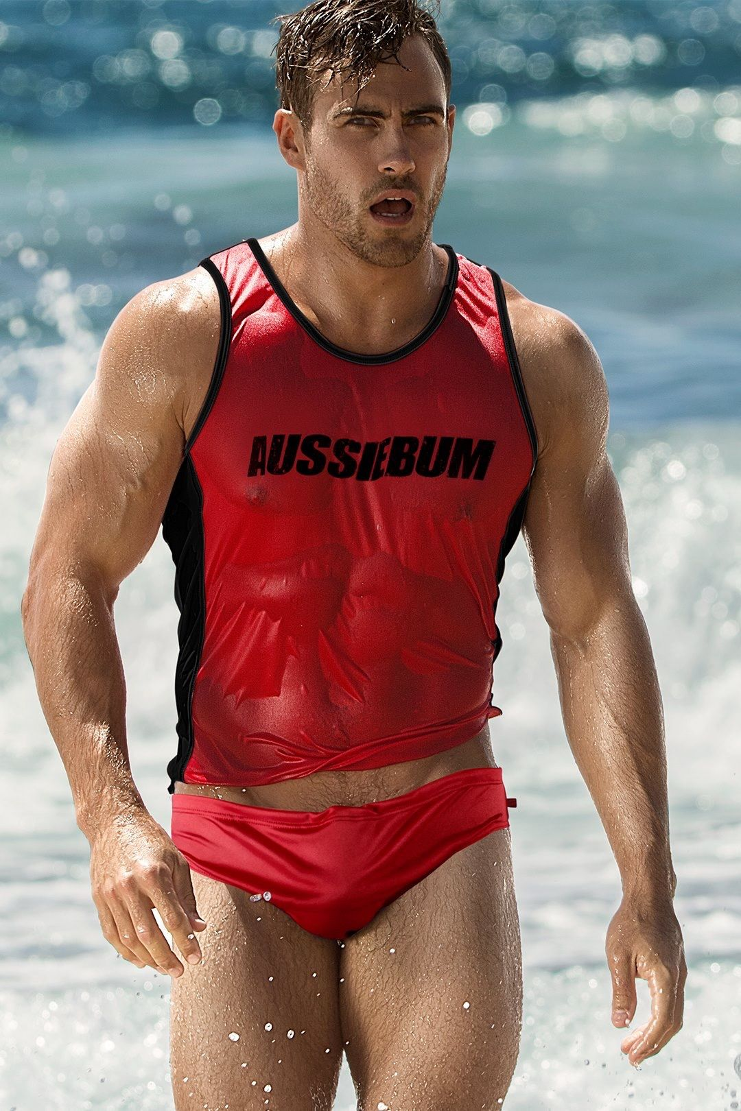 Sexy man swimsuit