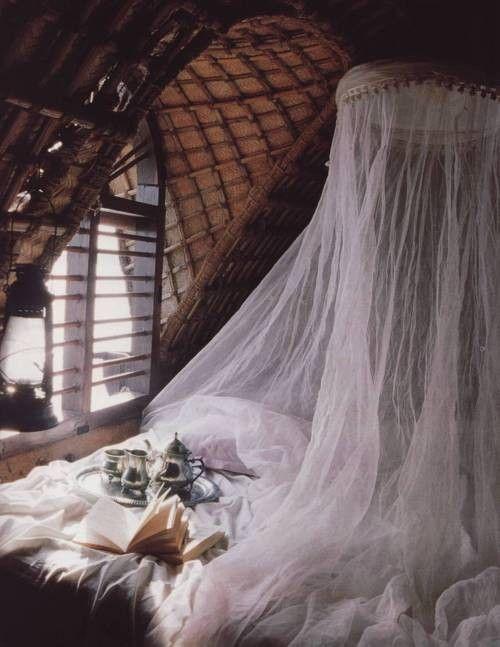 sweet boudoir