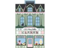 Nutcracker Ballet Clara's Doll Shop