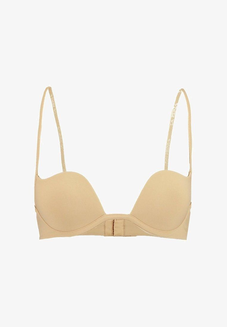 927ae3a041 La Perla PADDED WITHOUT WIRE - Push up-bh - nude - Zalando.se