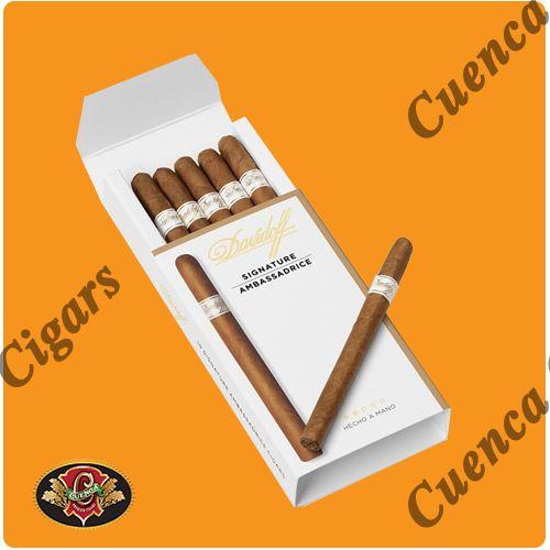 Davidoff Signature Ambassadrice Cigars - Box of 10 - Price: $86.90