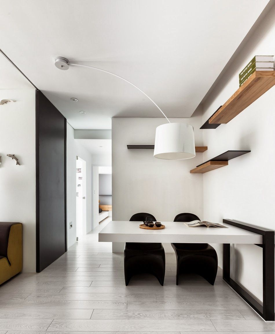 Minimalist · minimalist student roomwhite apartmentminimal