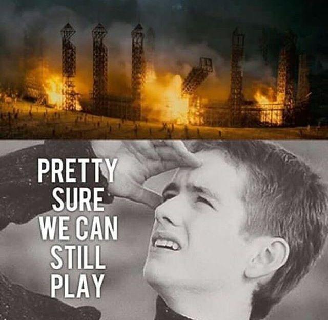 Oliver has spoken - Hogwarts