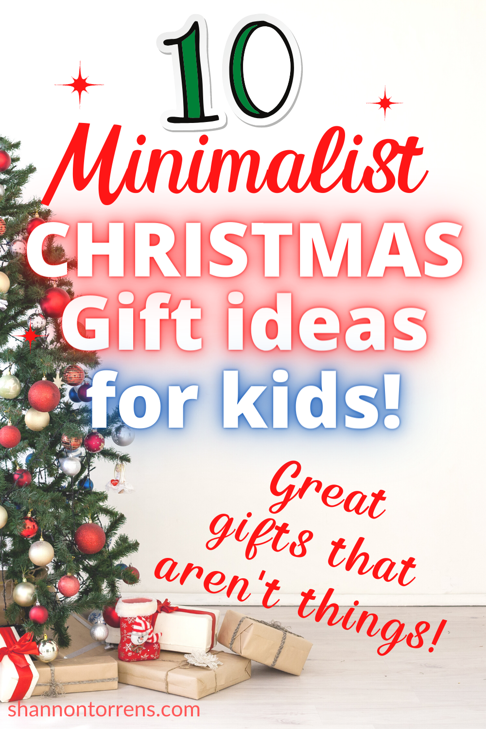 10 Simple Minimalist Christmas Gift Ideas For Kids 2020 In 2020 Minimalist Christmas Christmas Gifts For Kids Christmas Gifts