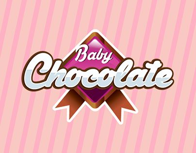 """Check out new work on my @Behance portfolio: """"Embalagem - Baby Chocolate"""" http://be.net/gallery/35494655/Embalagem-Baby-Chocolate"""