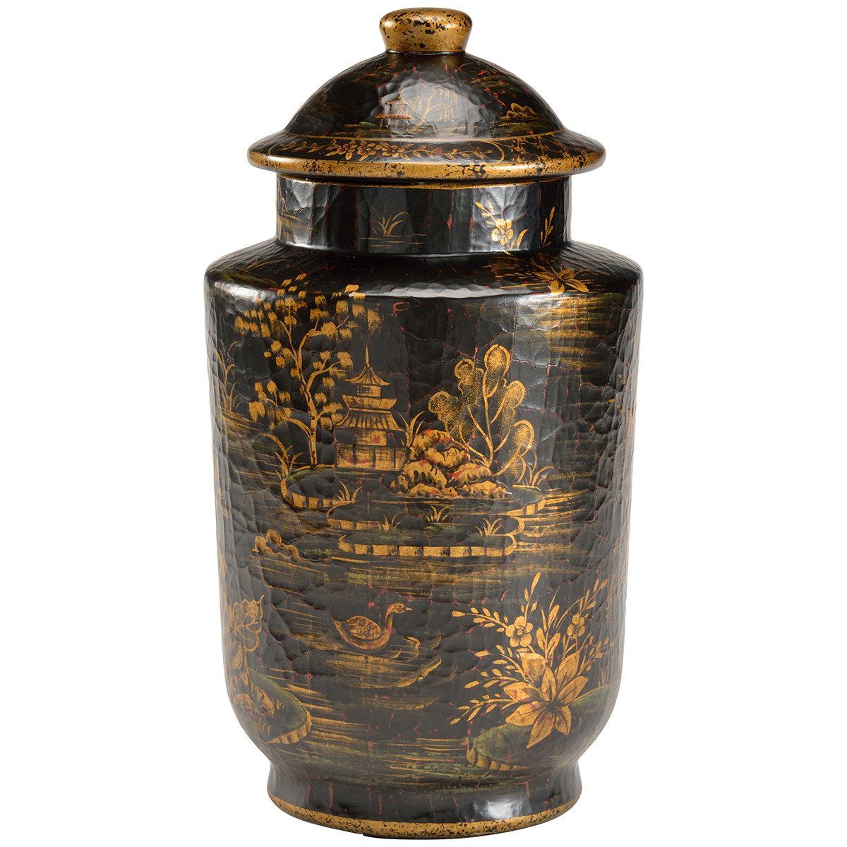 Chelsea House Royal Garden Covered Jar | Royal garden, Chelsea and Jar