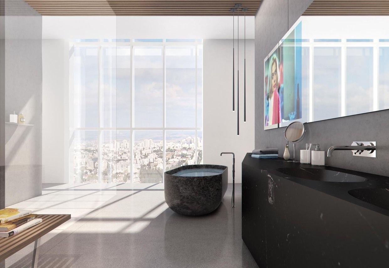 Luxury real estate in Tel Aviv Israel - Luxurious Brand New Full ...