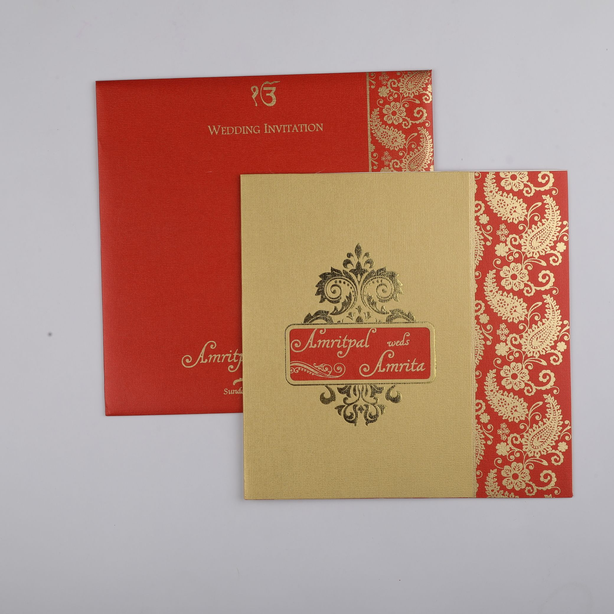 Hindu Wedding Cards Online India | Wedding Invitations | Wedding ...