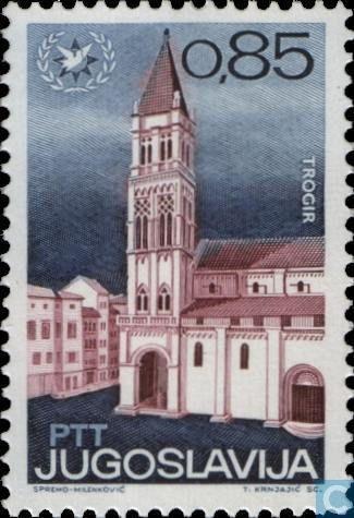 1967 Yugoslavia - Tourism