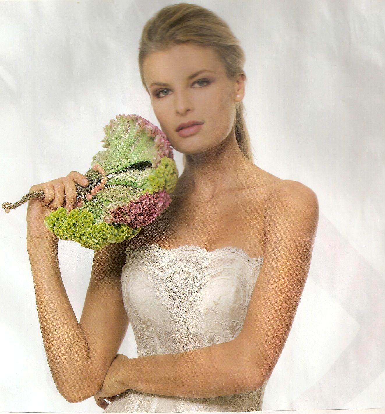 Bouquet Sposa Ventaglio.Ventaglio Bouquet Sposa Vegetale Il Bouquet Da Sposa Nel