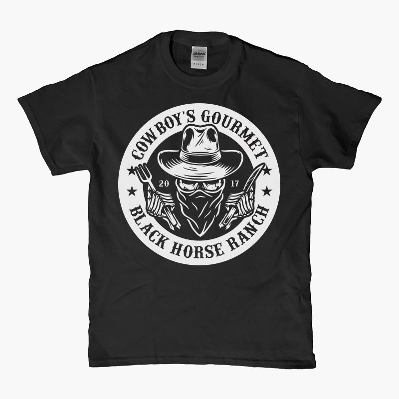 Download Cowboy Gourmet Shirt Designs T Shirt Shirts
