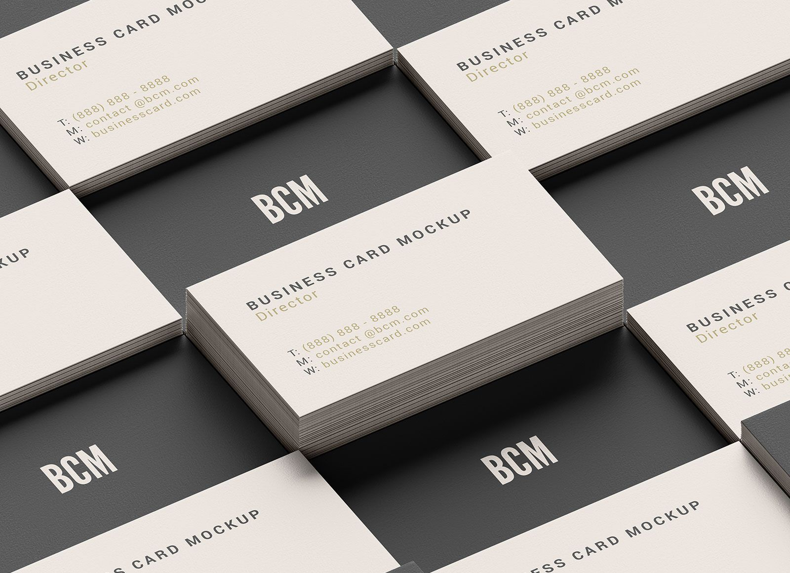 Free Grid Style Business Card Mockup Psd In 2021 Business Cards Mockup Psd Business Card Mock Up Free Business Card Mockup