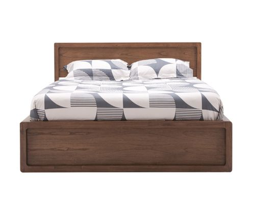 Burrows Panel Bed Eq3 Furniture In Ottawa Pinterest Panel Bed Wooden Bed Frames And Bed