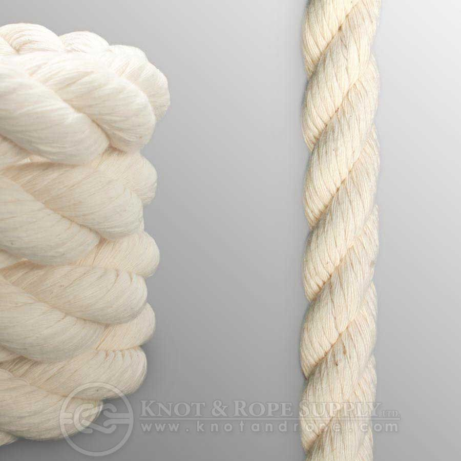 1 2 3 Strand Cotton Cotton Rope Puppy Crafts Synthetic Rope