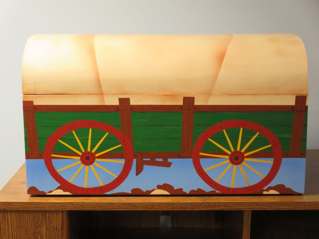 Andy S Toy Box From Toy Story Steven Richter Toy Story Nursery Andys Room Toy Story Toy Story Decorations