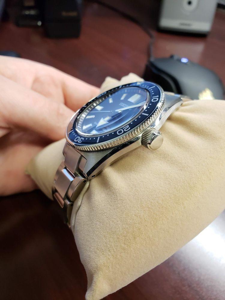 Seiko SBDC051 Prospex Automatic Dive Watch SPB051 - U S