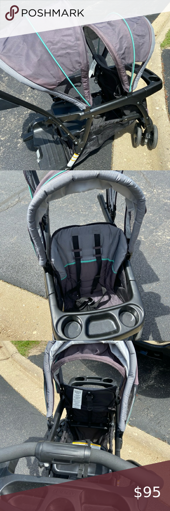 Graco Doble Stroller in 2020 Stroller, Graco, Things to sell