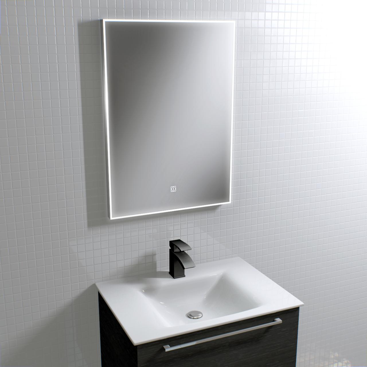 Ariel 500 X 700 Mirror In 2020 With Images Mirror Contemporary Mirror Bathroom Design