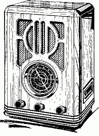Old Radio Png 339 464 Radio Drawing Sketchbook Challenge Retro Radios