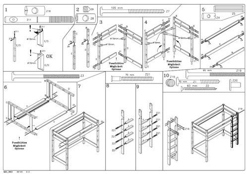 Ikea Furniture Assembly Instructions Google Search Thesis