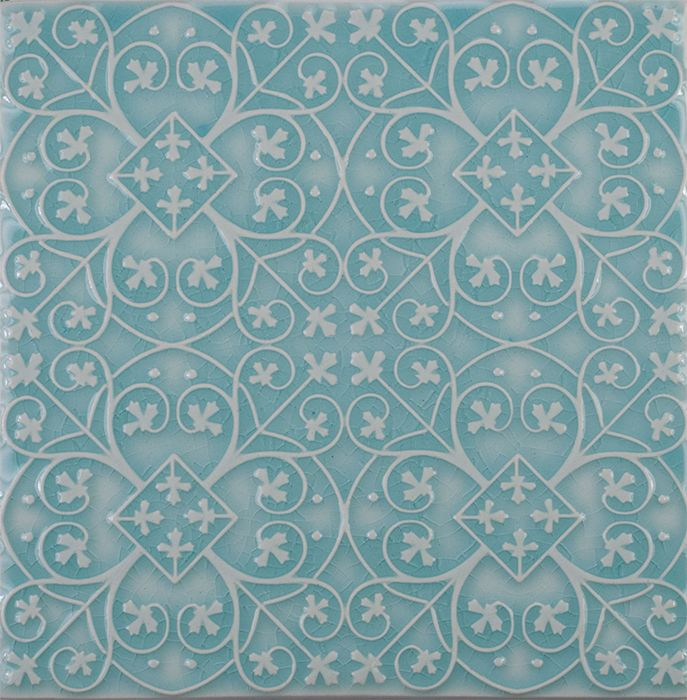 Handmade Decorative Tiles Alluring American Handmade Decorative Ceramic Tile Pratt And Larson Inspiration
