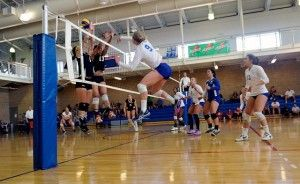The History Of Volleyball Somewhat Resembles The Game Itself Simple Straight Forward With Quick C Volleyball Team Bonding Volleyball Sports Photography Tips